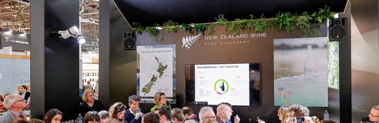 Flavours of New Zealand Wine Tasting