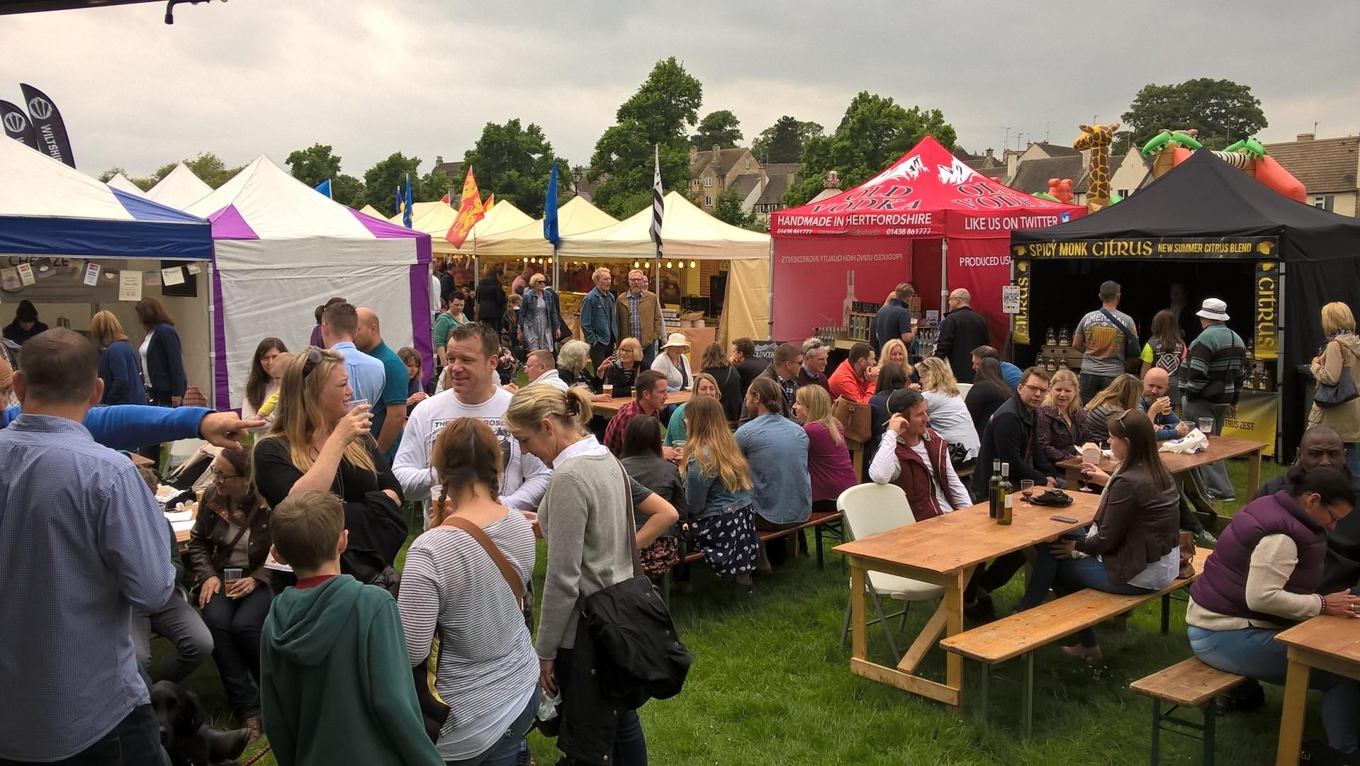 Nottingham Food Festival