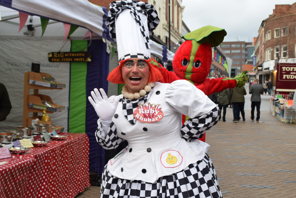 Food Festivals In Manchester