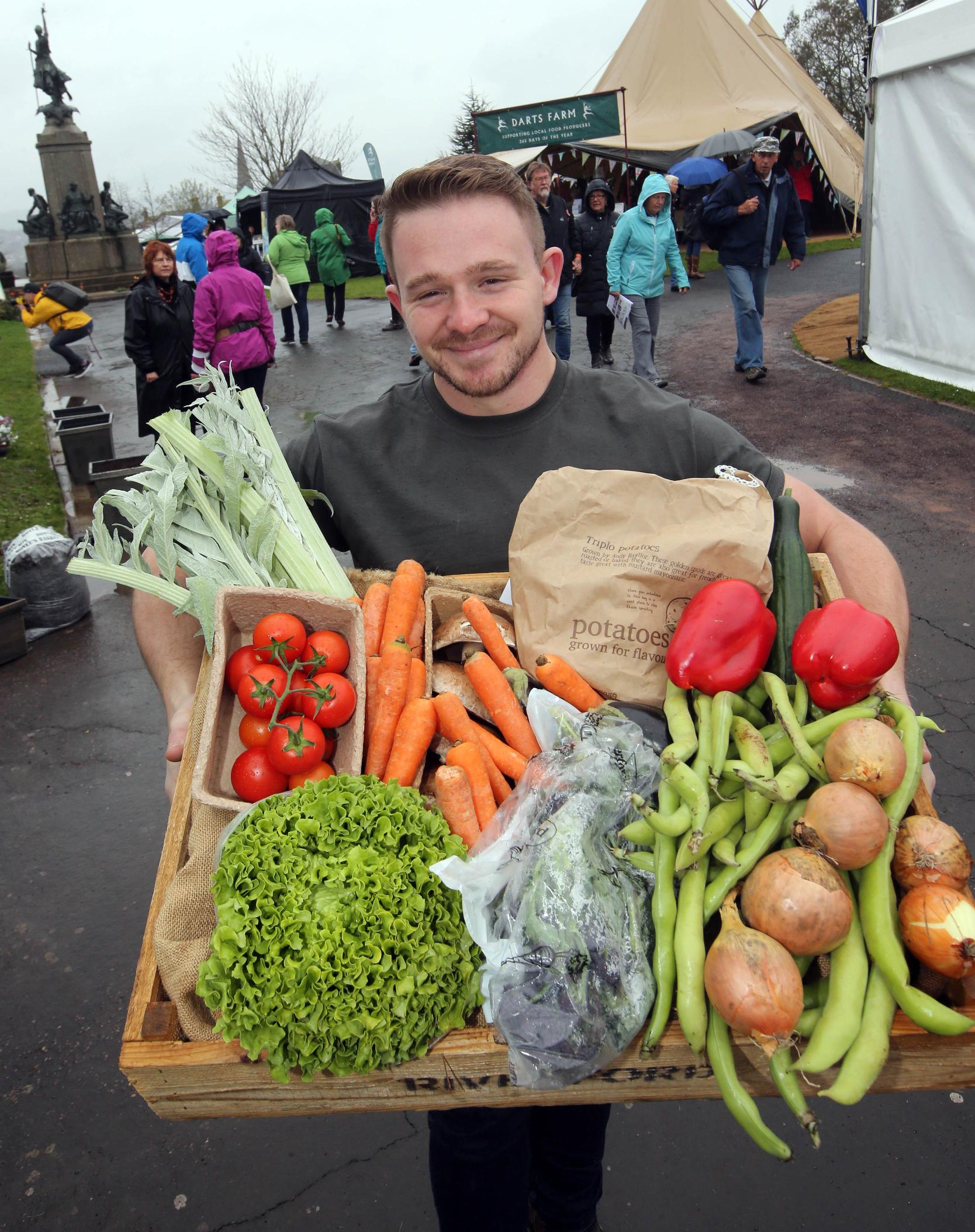 Food Festivals In Cardiff