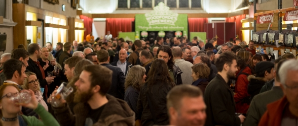 Great British Beer Festival Norwich Winter