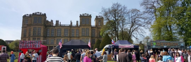 Hardwick Hall Food Festival