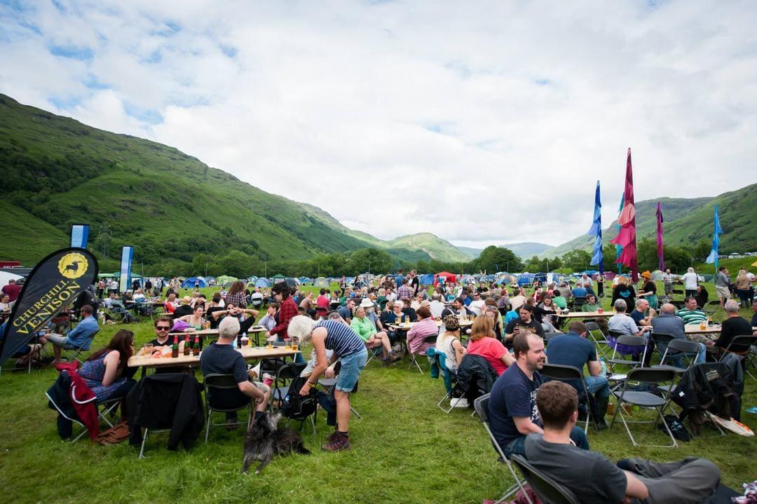 Food Festivals In Edinburgh