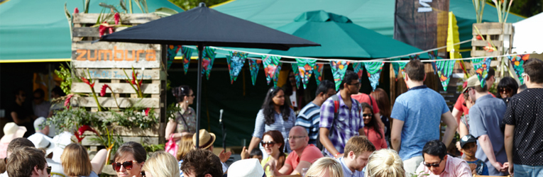 Food festivals in London