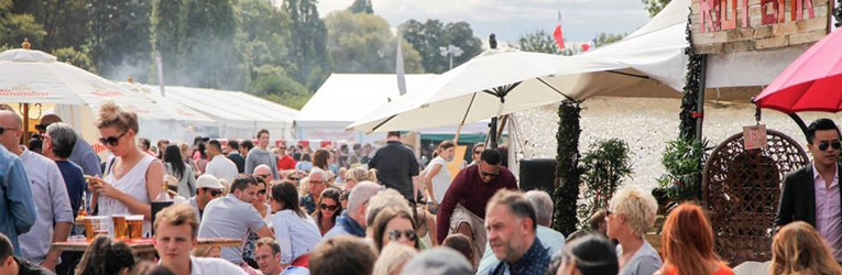 Food festivals in Bristol