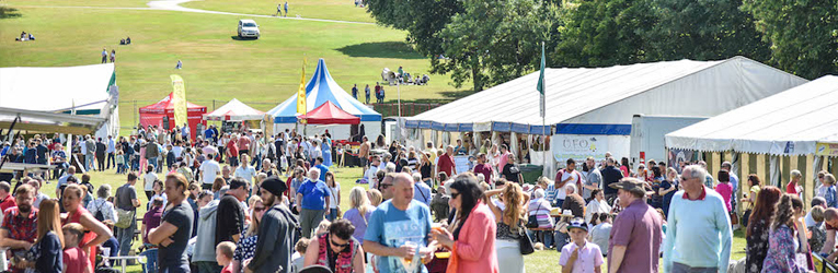 Food festivals in Nottingham
