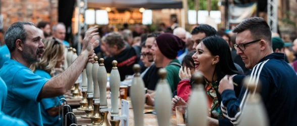 Blackpool Beer and Cider Festival