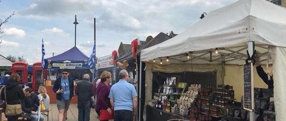St Ives World Village Market