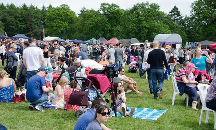 Food And Drink Festival Hardwick