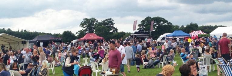Knebworth House Food Festival - Great British Festival