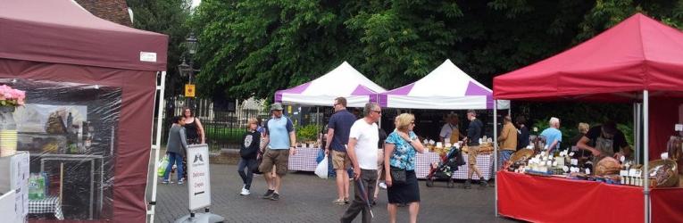 Ware Food Festival