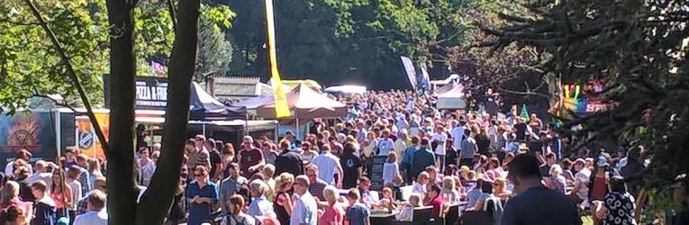Streat Harrogate Food Festival