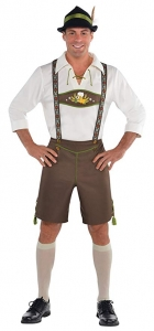 Amscan Mr Oktoberfest Costume