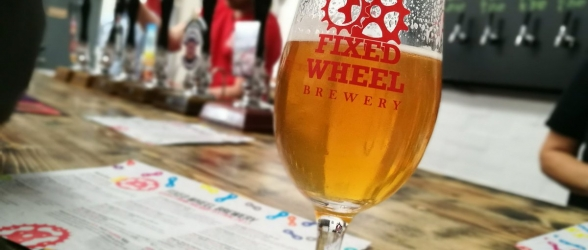 Fixed Wheel Bank Holiday Beer Festival