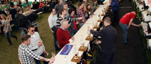 Oxford Beer And Cider Festival
