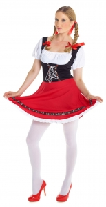 Sexy Dirndl German Lederhosen Oktoberfest