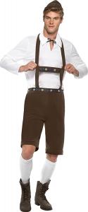 Smiffys Bavarian Costume