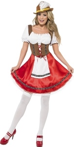 Smiffys Bavarian Wench Costume