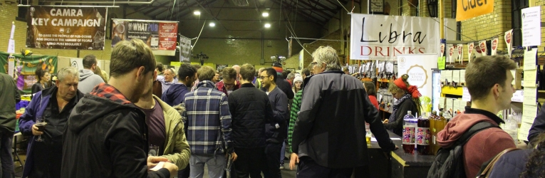 Steel City 44 Sheffield Beer & Cider Festival