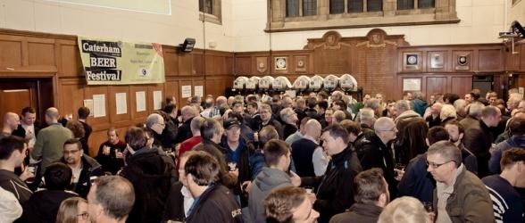 Caterham Beer Festival