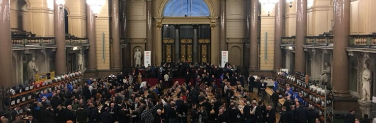 Winter Ales Festival St. George's Hall