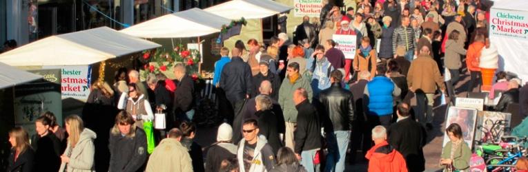 Chichester Christmas Market