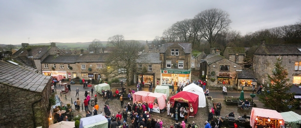 Grassington Christmas Market