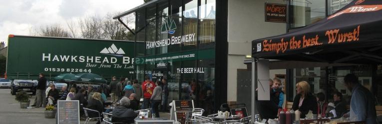 Hawkshead Beer Festival Spring