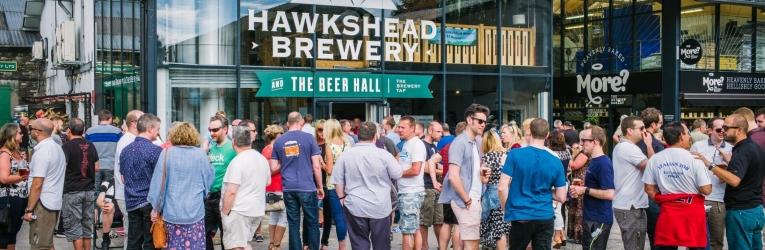 Hawkshead Beer Festival Summer