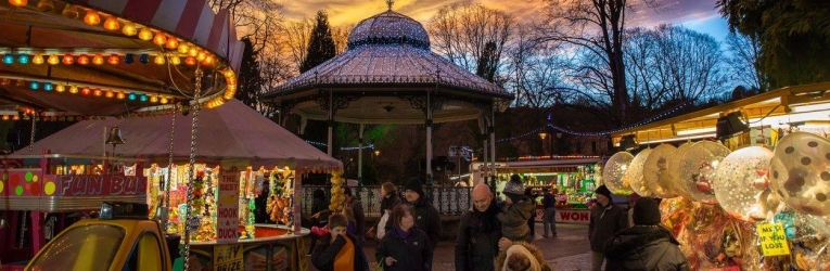 Matlock Christmas Market