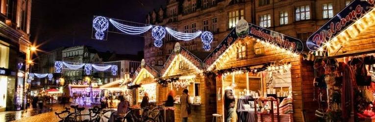 Sheffield Christmas Market