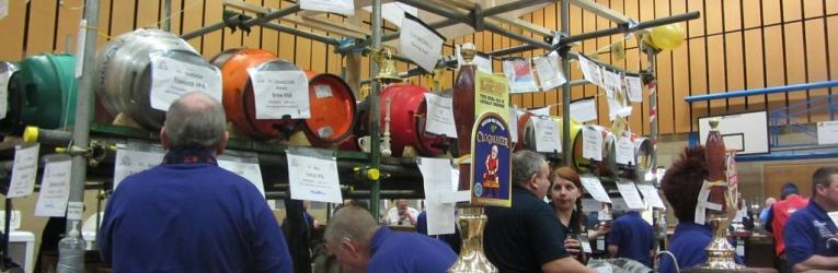 Wigan Beer Festival