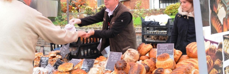Alcester Food Festival Autumn