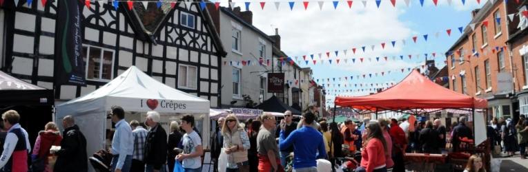 Alcester Food Festival Spring