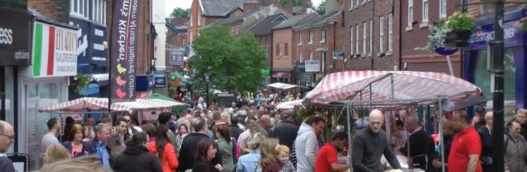 Congleton Food Festival