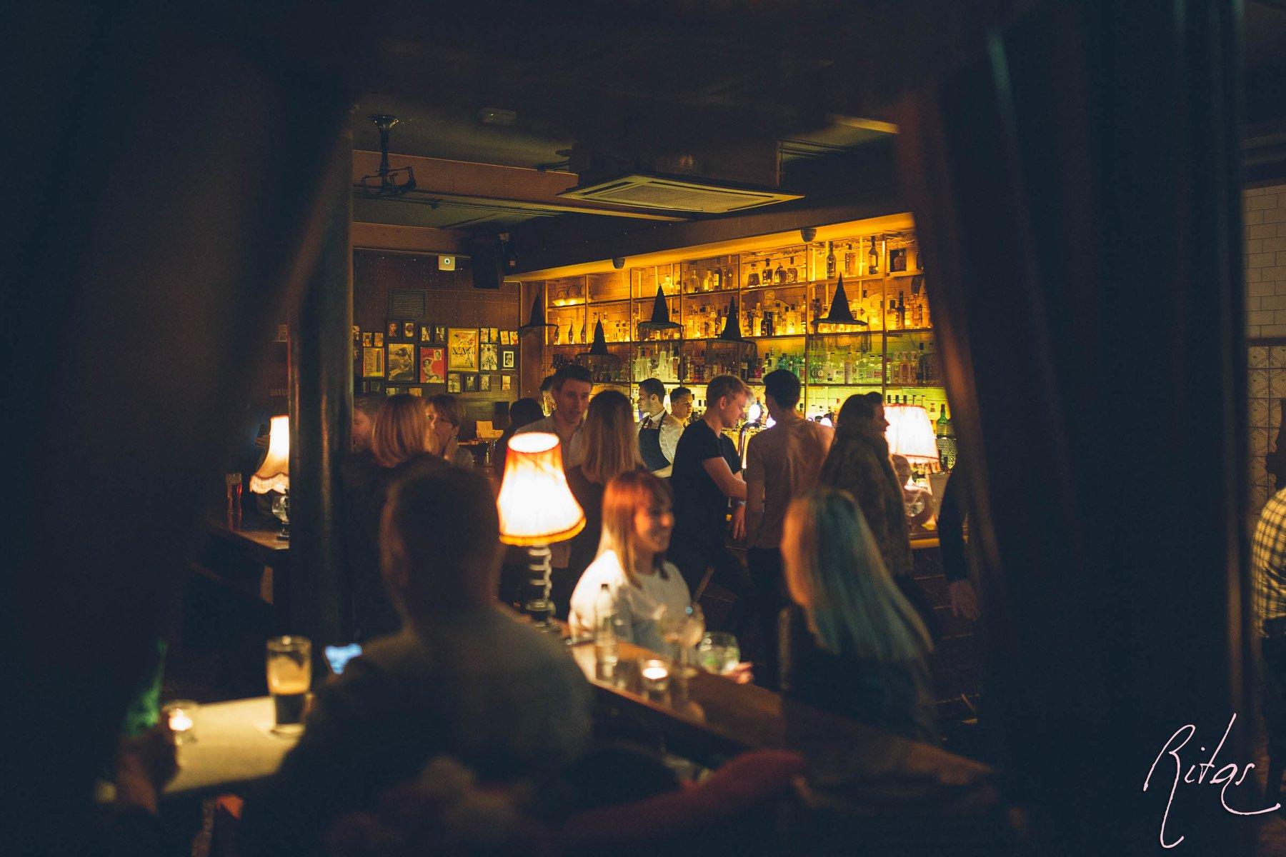 Rita's Bar Belfast