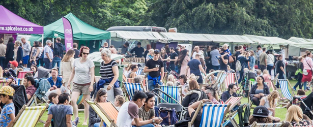 Roundhay Park Food Festival
