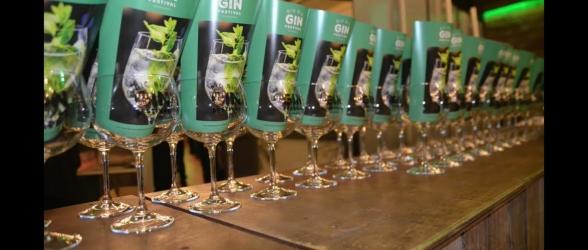 Big Big Gin Festival Edinburgh