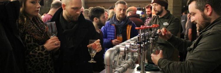 Edinburgh Craft Beer Festival