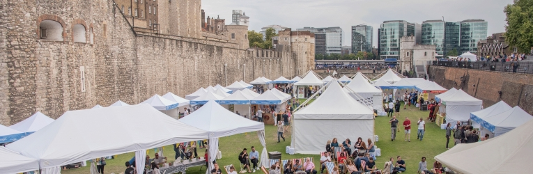 Food Festival Tower Of London