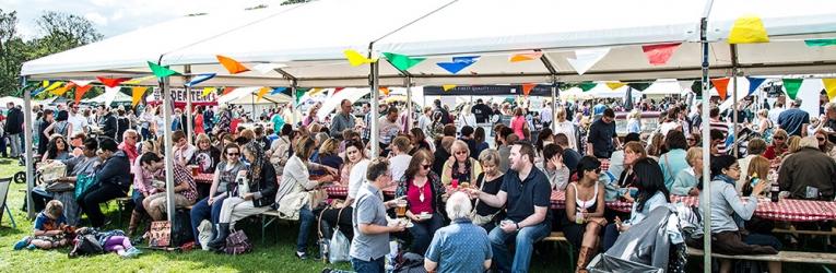 Foodies Festival Cambridge