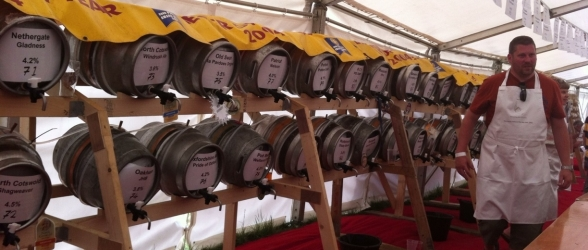 Hook Norton Beer Festival