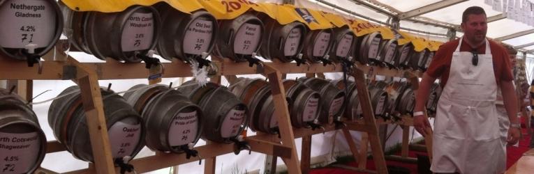 Hook Norton Beer Festival