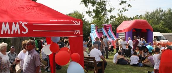 Potters Bar Beer Festival