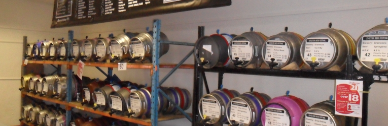 Leicester Beer Festival