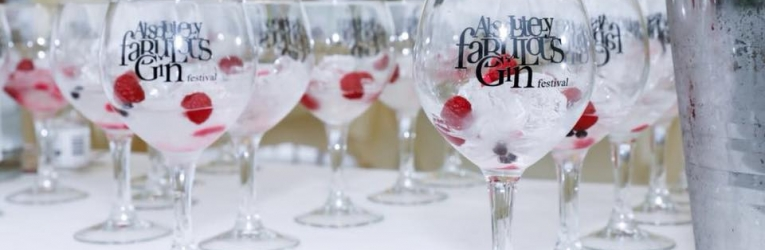 Absolutely Fabulous Gin Glass