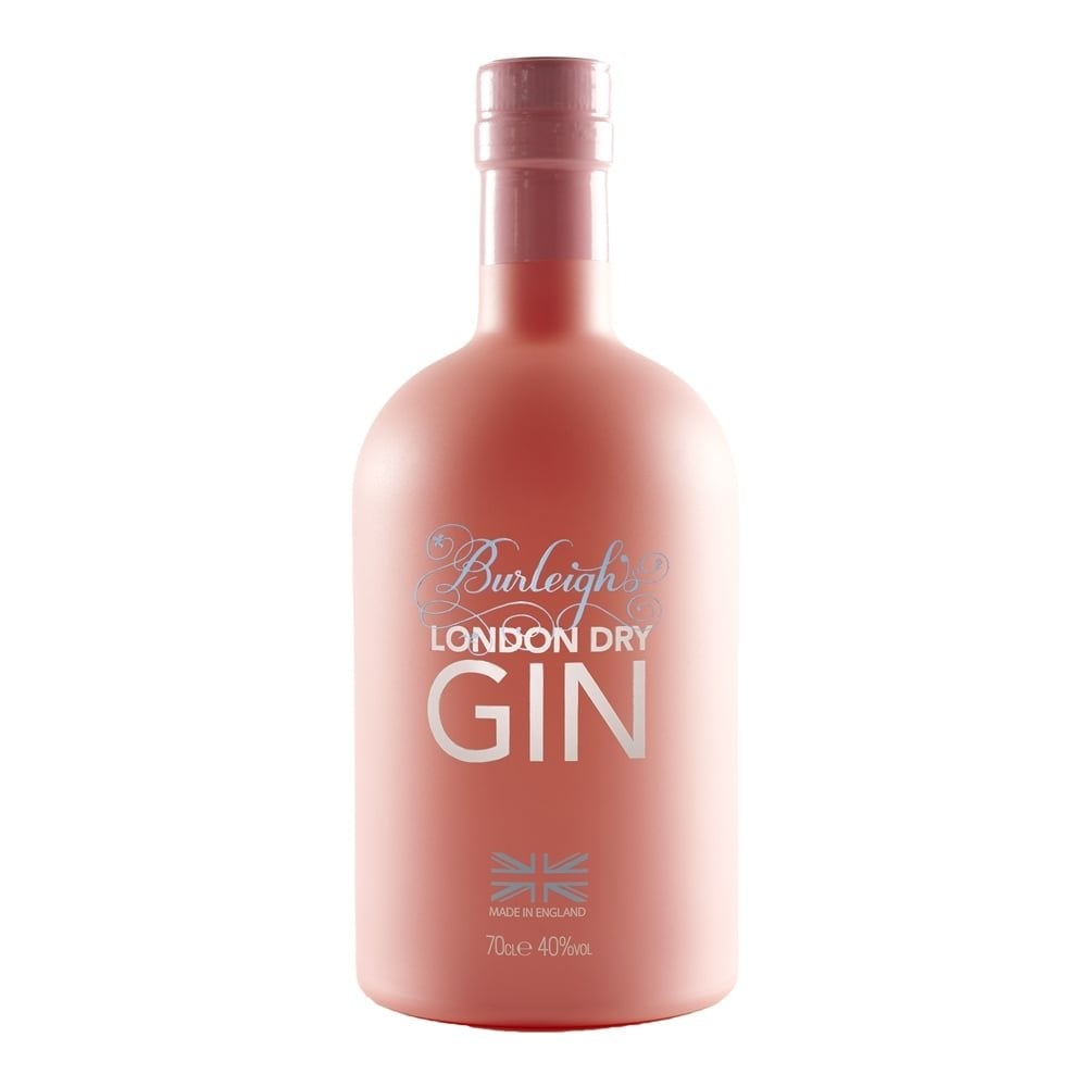 Burleighs Pink Limited Edition Gin P967 4927 Image