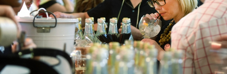 The Gin To My Tonic Festival Oxford