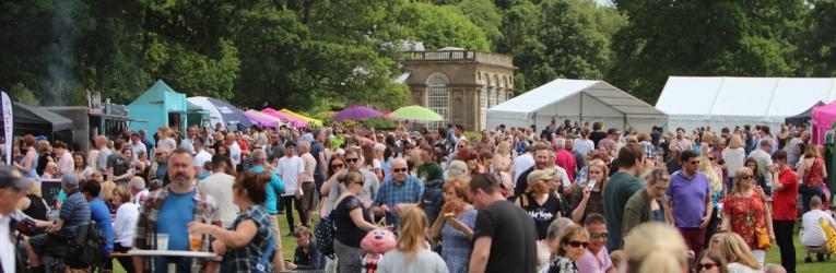 The Great British Food Festival Chillington Hall