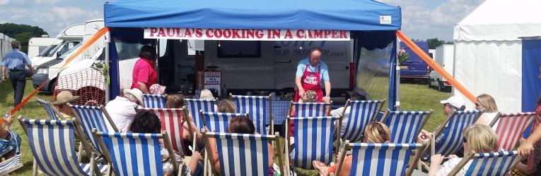 The Great British Food Festival Floors Castle